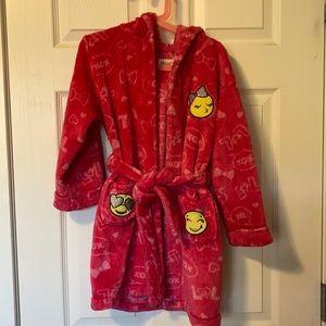 Girl's Robe